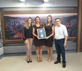 Empresas Radar recebe Prêmio Impar 2019 da Ric Tv Record