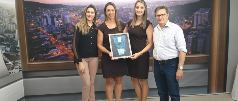 Empresas Radar recebem Prêmio Impar 2019 da Ric Tv Record