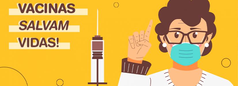 A importância da vacinação contra o Covid-19