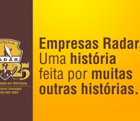25 Anos Empresas Radar