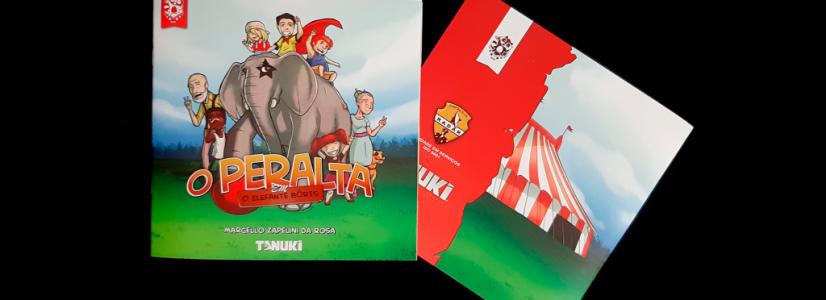Empresas Radar apoia literatura infantil.
